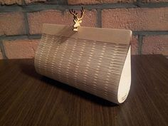 Laser cut wooden bag | Flickr - Photo Sharing!