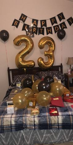 Birthday Surprise For Him