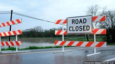 [ARCHIVED] FRI 7am: Updated Flooded/Damaged Road list