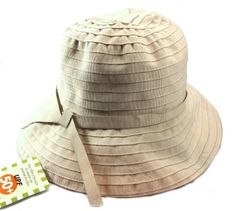 Jeanne Simmons Twill Travel Bucket Hat for Women - UPF 50+ UV Sun Protection  ( 444da8355136