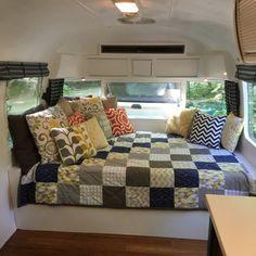 Airstream interior design ideas 88