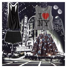 Young wild and free... by callerholm-f on Polyvore featuring polyvore and Kunst