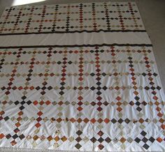 Piece N Quilt: Gobble Chain Tutorial