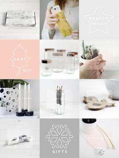 DIY Scented Candle Gifts