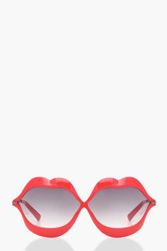 ce859f6a2a2 Click here to find out about the Red Kiss Novelty Sunglasses from Boohoo