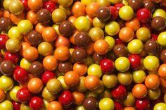 "Autumn Mix Sixlets 8 Oz  ""CANDY COATED CHOCOLATE"" by SweetStuffShopppe on Etsy https://www.etsy.com/listing/234002589/autumn-mix-sixlets-8-oz-candy-coated"