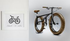 Drawing a Bike is Not as Easy as It Sounds – Earthly Mission
