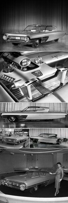 Ford La Galaxie Concept - 1958