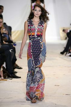 New York Fashion Week Spring 2016 Runway Report