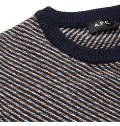 Stay warm and stylish with the selection of sweaters, cardigans and other men's knitwear from over 100 luxury fashion designers from MR PORTER. Mens Fashion, Fashion Outfits, Urban Fashion, Knitwear Fashion, How To Purl Knit, Stylish Men, Men Sweater, Knits, Clothes