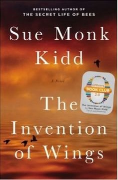 The Invention of Wings,  Buy it from our affiliate link at http://cleanbirth.org/volunteer/book-clubs/  #BookClubsSaveLives