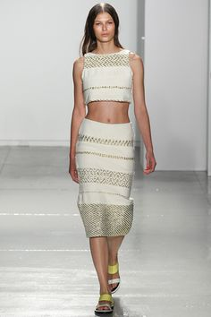 Suno Spring 2014 RTW - Review - Fashion Week - Runway, Fashion Shows and Collections - Vogue