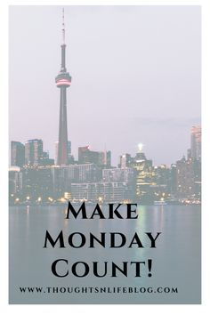 Make Monday Count! Make It Fabulous. Love Mondays, Evening Routine, It's Monday, Baby Steps, Make It Through, How To Become, How To Make, Be A Better Person, Self Development