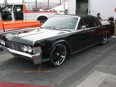 65' Lincoln Continental Convertible
