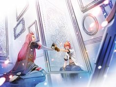 Tales of the Abyss-Asch and Luke