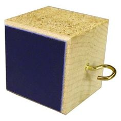 KIT: Friction cube: An excellent way to teach and demonstrate static friction on four different textured surfaces. The wooden cube features a very rough, a plain wood, a plain, and a slightly textured surface, and comes with a hook on one side for pulling along an inclined plane or by attaching to a spring scale. Inclined Plane, Wooden Cubes, Floating Nightstand, Scale, Surface, Science, Kit, Spring, Floating Headboard