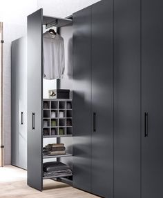 Wardrobe Room, Wardrobe Design Bedroom, Bedroom Closet Design, Bedroom Furniture Design, Home Room Design, Home Interior Design, Wardrobe Interior Design, Wardrobe Furniture, Wardrobe Door Designs