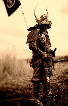 Also co-opting the look and feel of ancient Samurai for the layered, stoic Paladin order.