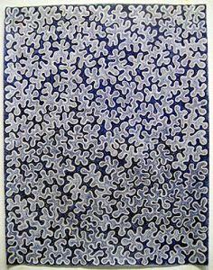 Blue & White  Lori Ellison artist