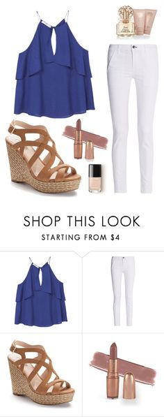 """Untitled #69"" by highstreethockey on Polyvore featuring MANGO, rag & bone, Jennifer Lopez and Vince Camuto"