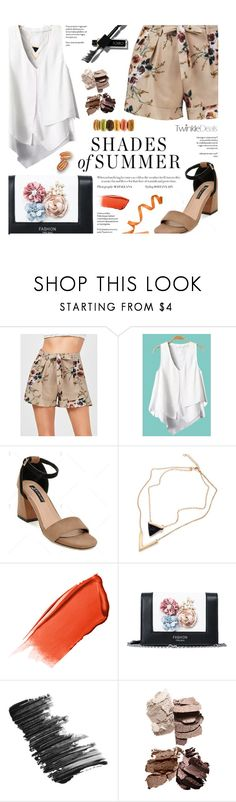 """5. Shades of Summer"" by federica-m ❤ liked on Polyvore featuring Hourglass Cosmetics, Stephanie Rad, Butter London and modern"