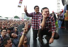 Jakarta Governor Elections: Ahok Wins First Round