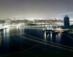 The brightest cities in the world, all captured by one photographer