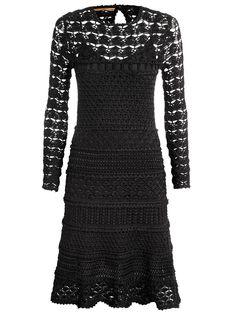 Vestido Teneriff - Vanessa Montoro - Preto  - Shop2gether