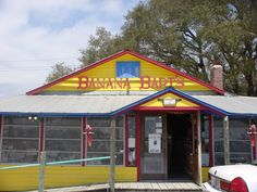 Banana Bart's - If you're ever in Destin, Florida, you must go to Banana Bart's for the best, funkiest gifts ever