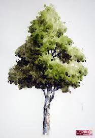 수채화 기초에 대한 이미지 검색결과 Watercolor Landscape Paintings, Watercolor Trees, Landscape Drawings, Easy Watercolor, Floral Watercolor, Painting Art, Silhouette Painting, Tree Silhouette, Tree Sketches