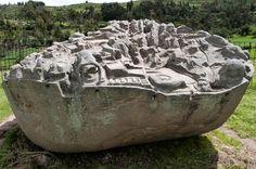 The Mysterious Sayhuite Monolith. Credit: www.weblogtheworld.com