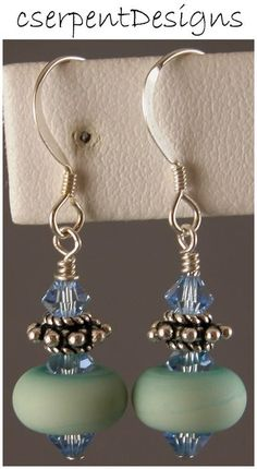 ~ Drop Earrings ~