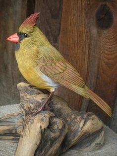 bird carvings - Google Search