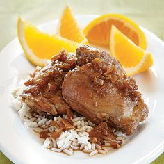 $2.50 per serving.Serve this tangy Philippine dish with two large navel oranges cut into wedges.
