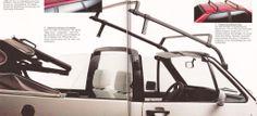 VW Cabriolet roof rack!!!!
