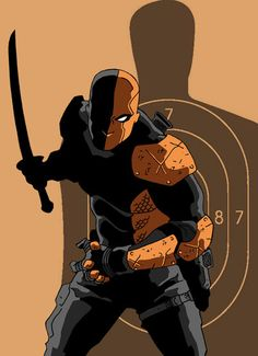 Deathstroke Deathstroke Cosplay, Dc Deathstroke, Deathstroke The Terminator, Deadshot, Comic Book Characters, Comic Character, Comic Books Art, Comic Art, Superman