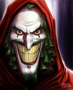 In The Spotlight – The Joker | Oculoid | Art & Design Inspiration