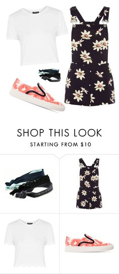 """Untitled #1112"" by moria801 ❤ liked on Polyvore featuring American Eagle Outfitters, Parisian, Topshop and Mother of Pearl"
