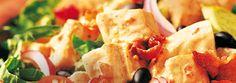 Południowa sałatka na pyszne popołudnie. Kliknij w zdjęcie i poznaj przepis :-)