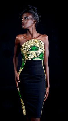 Nigerian fashion, Ankara, Aso okè, Kenté, brocade etc ~DK African Inspired Fashion, African Print Fashion, Africa Fashion, Ethnic Fashion, Fashion Prints, Look Fashion, African Prints, Fashion Styles, Ankara Fashion