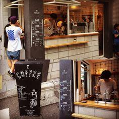ABOUT LIFE COFFEEのゲストバリスタDAY@渋谷