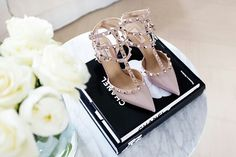 Imagen de shoes, fashion, and chanel