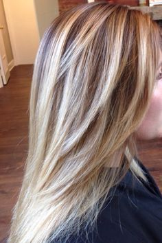 blonde hair with lowlights - Google Search