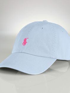 Chino Baseball Cap - Create Your Own Hats  amp  Scarves - RalphLauren.com  Back adce4b83e739