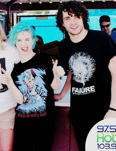 Omg H's shirt is a need