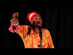Saved by knowing two languages | Queen Nur | TEDxFreeLibraryofPhiladelphia - YouTube