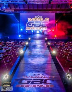 The World GBC Tour 8 Show