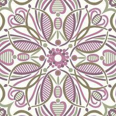 geometric floral (pattern box - print & pattern)
