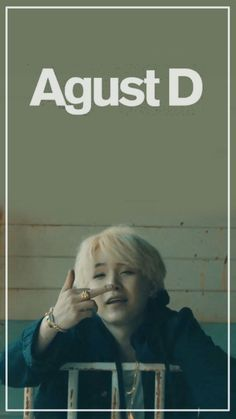 Discover the coolest #agustd #suga #bts images