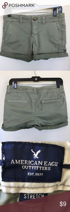 American Eagle Outfitters shorts. Women's (2). American Eagle Outfitters shorts. Women's (2). Great condition. American Eagle Outfitters Shorts